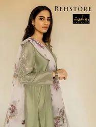 Rawayat Rehstore Jam Silk Dress Material Catalog Collection
