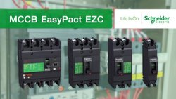 Schneider MCCB Easy Pact EZC