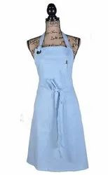Various Plain with multi-pockets Recycled Cotton & Denim Aprons - 28x34 inch - Unisex, For Kitchen, Size: Large
