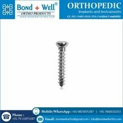 2.4 Mm Self Tapping Cortex Screw