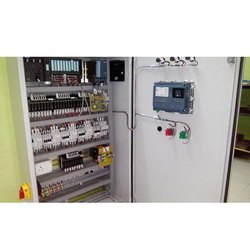 Dhyan Single Phase Industrial Control Panel