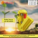 Hotter Solar Fencing Insulator