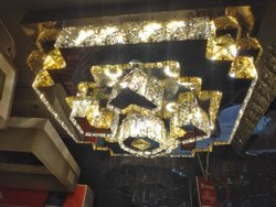 LED Glass Crystal Chandelier