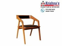Wood Brown Dining Room Chairs, For Home