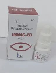 Nepafenac eye drop