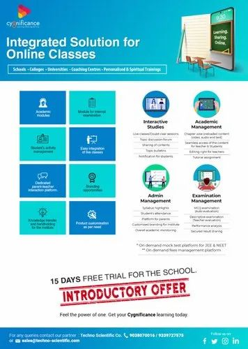 Virtual And Remote Classroom For Schools And Colleges