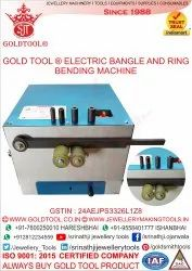 Gold Tool Bangle & Ring Bending Motorized Machine