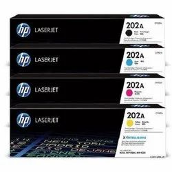HP 202A Black Original Toner Cartridge