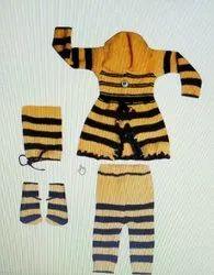 Cotton Gender: Girls Baby Fancy Winter Suit