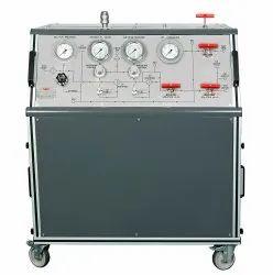 3-Stage N2 Gas Test System