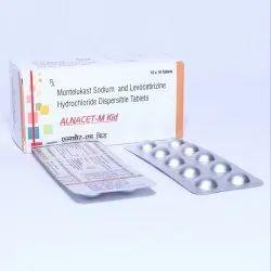 Levocetrizine 2.5mg   Montekulast Sodium 4mg