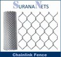 Galvanized Steel Chain Link Fencing
