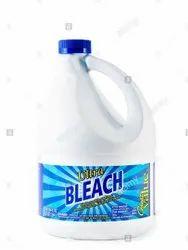 Liquid Bleach Water