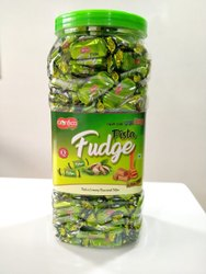 Pista Fudge Toffees Jar