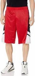 Polyester Plain Men Basket Ball Shorts, Size: Medium