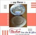 12inch Silver Foil Paper Plates