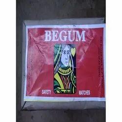 Begum Match Box