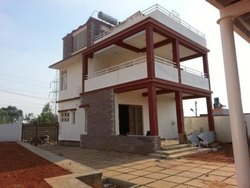 Residence Villa Construction Service
