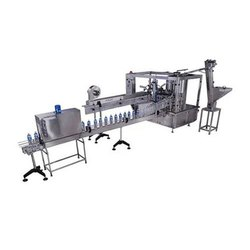 Automatic Water Bottle Filling Machine