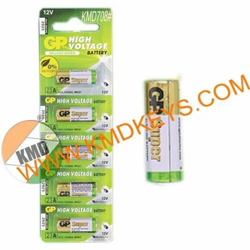 KMD708 GP High  Voltage 23A Battery
