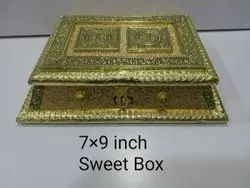 7x9 Inch Sweet Packaging Box