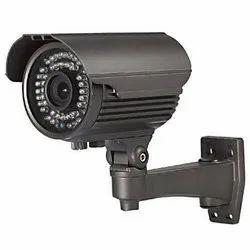 Hikvision Night Vision Bullet CCTV Camera, CMOS