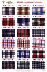 22221 School Uniform Shirting Fabric