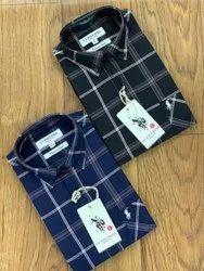 Men\'s Check Shirt