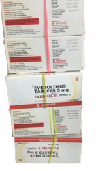 Everolimus Tablets 5 Mg