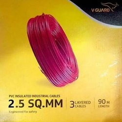2.5 Sq.Mm V Guard PVC Insulated Industrial Cable