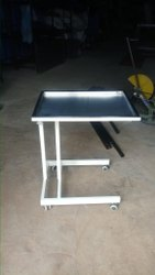 SE-58 MAYOES TROLLEY TOP SS BODY P/C WITH 4WHEELS