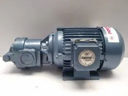 Monoblock Gear Barrel Pump