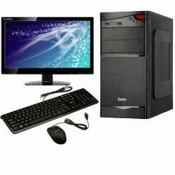 ASSEMBELD Assembled Desktop Computer, Windows 10 Pro, Model Name/Number: SEI4500D