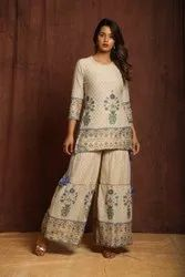 Heavy Fashion Sharara Set