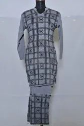 K212 Ladies Kurti With Palazzo