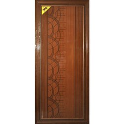 Hinged Coated Designer Wooden Door, Interior
