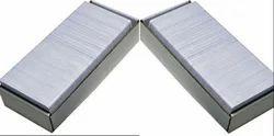 Pvc plastic inkjet card, Size: cr80