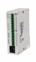 Rs232 & Rs 485 Dvp-ss DVP14SS211T Delta Programmable Logic Controller