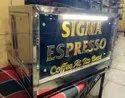 Modern Espresso Coffee Machine