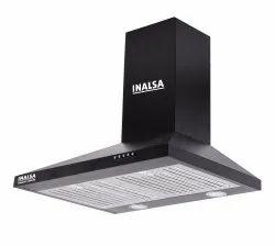 Baffle Inalsa Smash 60BKBF Chimney, Suction Capacity(M3/Hr): 875