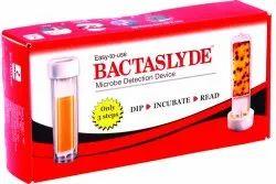 Bacteria Test Kits - bactslyde