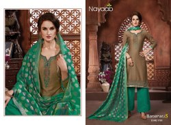 Nayaab Trendy Banarasi Dupatta Suit