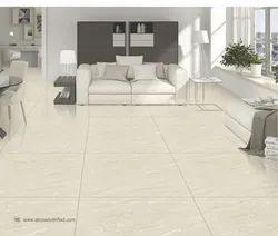 Ceramic Gloss Vitrified Tiles, Size: 600x600 mm