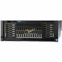 16gb Ddr3 (2) X Intel Xeon Processor Dell Poweredge R920 Server, Redundant Dual Power Supply