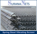 Spring Steel Vibrating Screen
