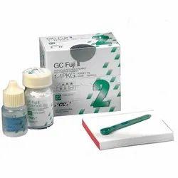 GC Fuji 2 Gold Label Universal Restorative Glass Ionomer Cement Regular Pack