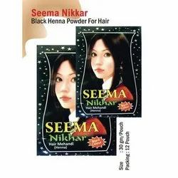 Black Henna Powder, For Personal, Packaging Size: 30 G Per Pouch
