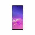 Super Amoled Plus Display Blue, Black And White Samsung Galaxy S10 Lite (8gb Ram) G770f, Screen Size: 6.7-inch