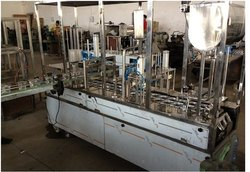 Water Curd Cup Filling & Sealing Machine