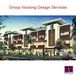 Architecture Group Housing Design Services, in Pan India